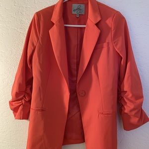 Hot Pink Nasty Gal Blazer
